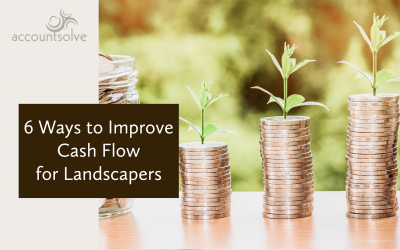 6 Ways to Improve Cash Flow for Landscapers